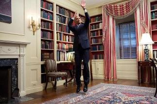 Obama Jumpman