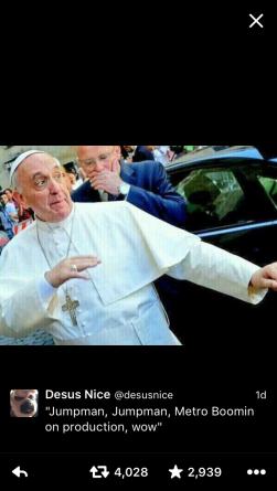 Pope Jumpman